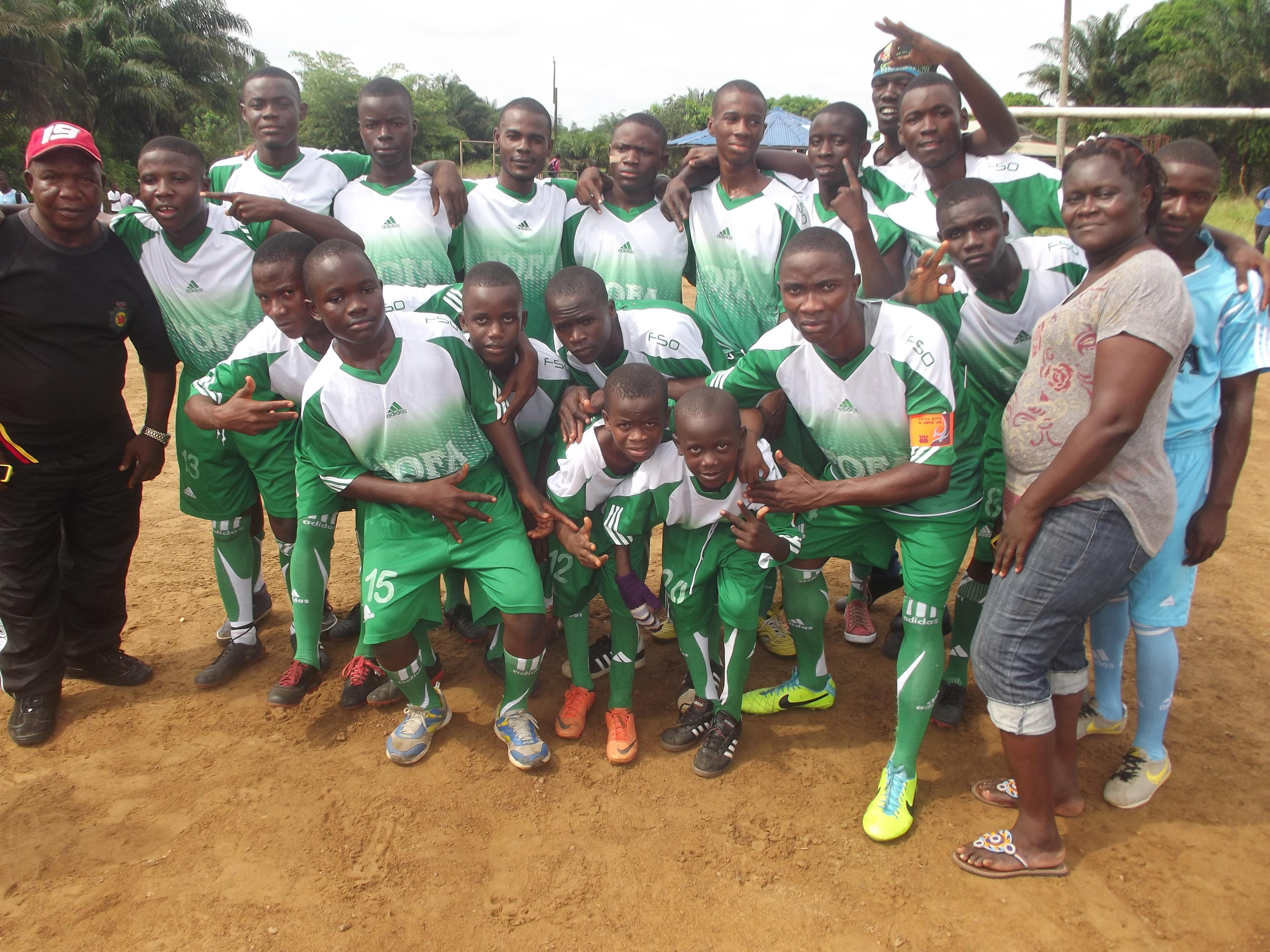 IVAC Football Team