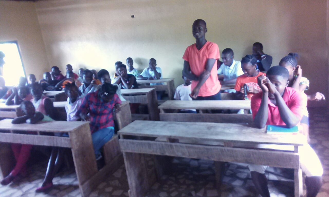 IVAC  Classroom