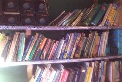 School Campus Library