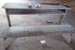 School Campus Undergoing Renovation in Liberia