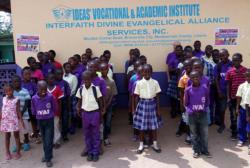 Ideas Vocational and Academic Institute Campus in Liberia